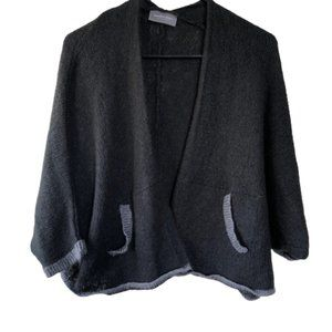 Wooden Ships open front cardigan
